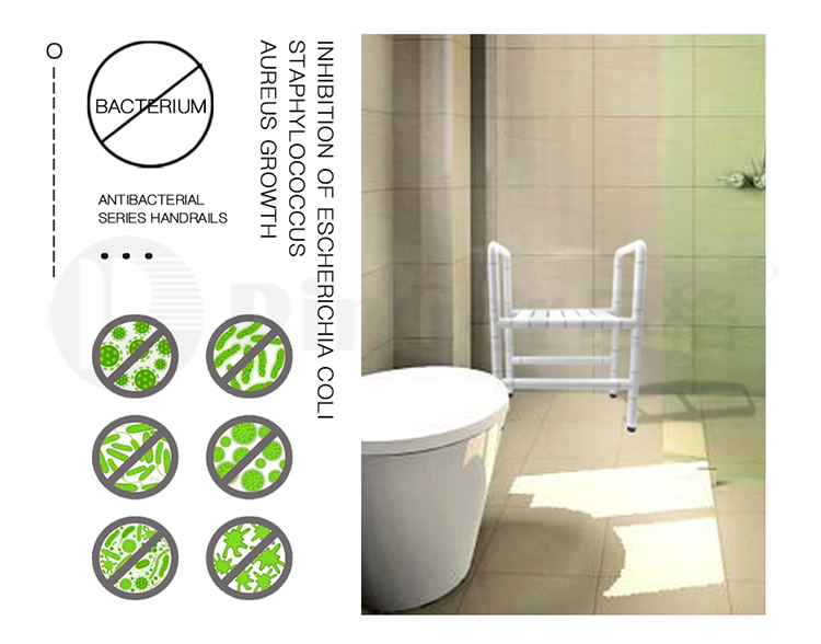 Nylon Lift-up Shower Chair Manufacturers