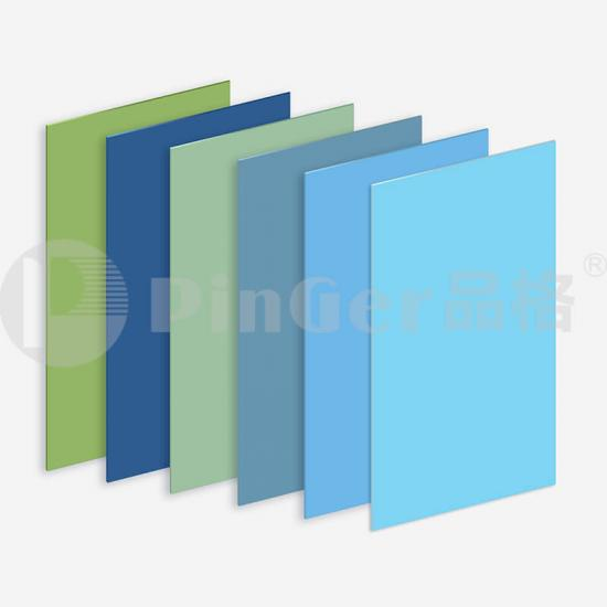 hight impact wall protection sheet